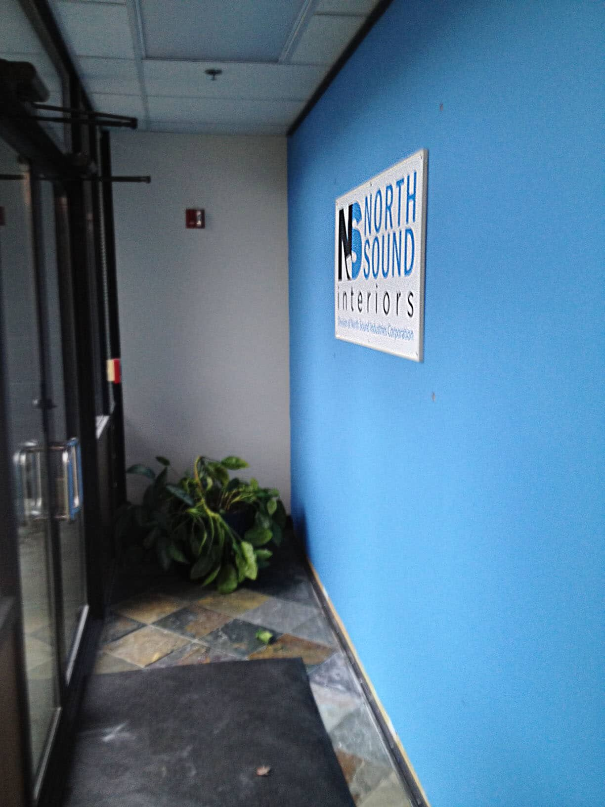 Commercial interior painting in Woodinville, WA