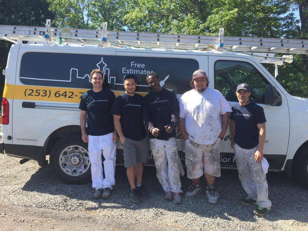 Seattle Painting Job Opportunities: An Exterior Painting Crew